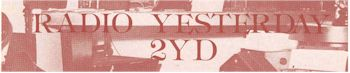 image of 2YD Radio Yesteryear ad