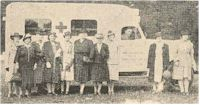 image of 3CV donated ambulance