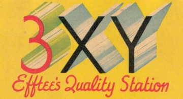 image of 3XY QSL 1945