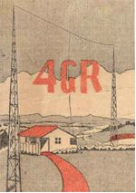 image of 4GR Toowoomba QSL