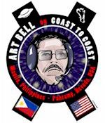 image of Art Bell and Coast to Coast AM Logo