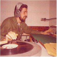 image of Bob Flint on air