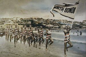 Bondi lifeguards, 1931
