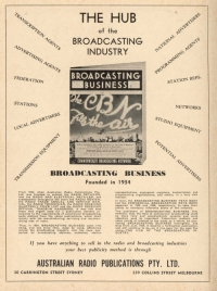 image of Broadcasting Business Year Book ad