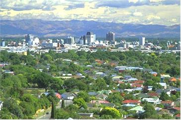 image of Christchurch City