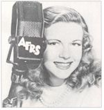 image of Radio Station Personality  GI Jill  - Martha Wilkerson