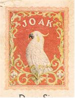 image of JOAK QSL