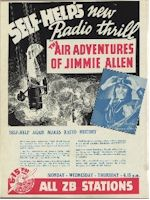 image of Air Adventures of Jimmie Allen, ZB Network 1939