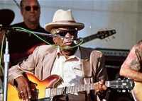 image of John Lee Hooker