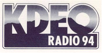 image of Hawaii Radio Station KDEO letterhead
