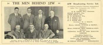 image of The Men behind 2ZW
