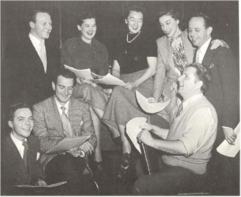 radio history image of Dr Paul, Popular Radio Serial