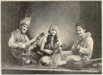 radio history image of Mati Trio on Radio Station 1YA