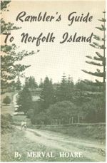 image of Mervyl Hoare's Rambler's Guide to Norolk Island