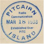 image of The Voice of PITC QSL card