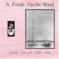 image of Front Cover of Pirate Radio Hauraki CD by David Miller