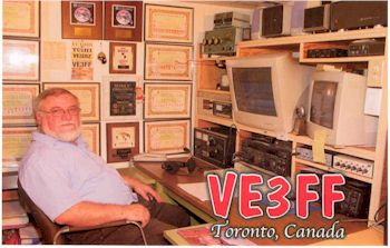 image of Dragan Mihalovic VE3FF, Toronto ON, Canada