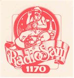 image of Radio Sam logo