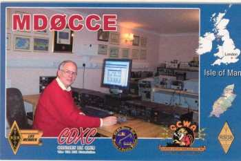 image of Bob Barden MDOCCE, Ramsey, Isle of Man