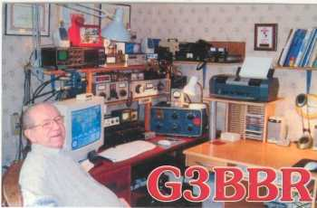 image of Ken Wheatley G3BBR, Redhill, Surrey, England