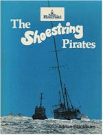 image of Front Cover of Shoestring Pirates by Adrian Blackburn