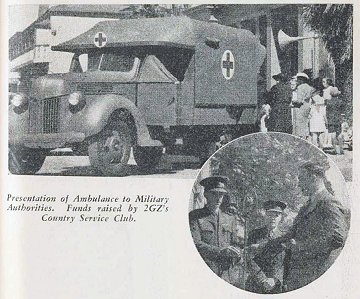 image of Presentation of Ambulance