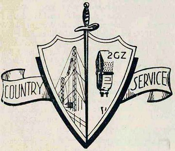 image of 2GZ Country Service logo