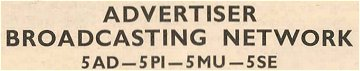 Advertiser Broadcasting Network