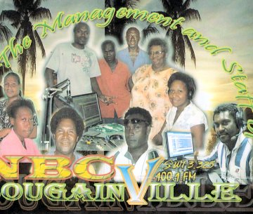 Radio Bougainville
