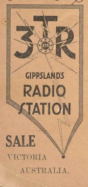 3TR Sale Early Station Logo 1934