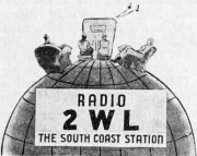 Radio 2WL The South Coast Station