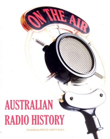 a history of australian broadcasting commission The australian broadcasting commission was established in may 1932 the commission's purpose was to provide services from national broadcasting stations.
