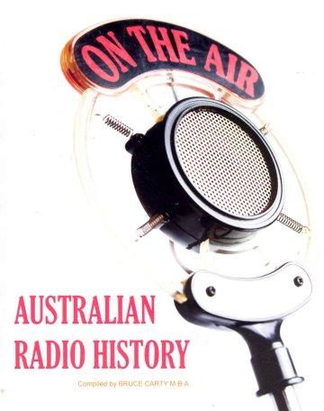 Australian Radio History
