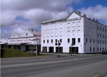 Fleming & Co Flour Mill