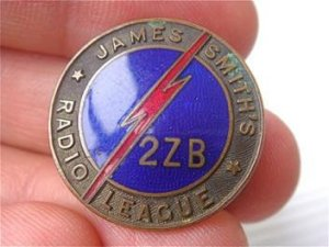 2ZB badge