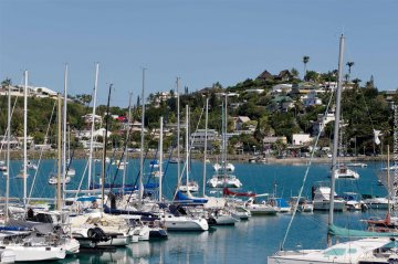 Marina at Port Plaisance
