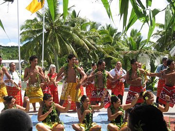 celebrations on Niue