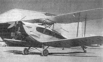 DH83 Fox Moth