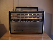 National Panasonic multiband shortwave radio