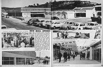 Opening Self Help store, Nelson