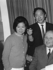 Anita and Humphrey Chang with Keith