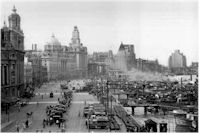The Bund, Shanghai 1941
