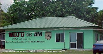 image of Radio Station WDJD - What Did Jesus Do - American Samoa