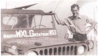 image of  WXLG jeep