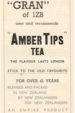 image of Amber Tips Tea ad