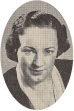 image of radio station personality Dorothy Wood