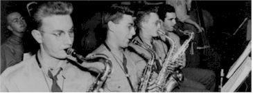image of US Army Band, 1942