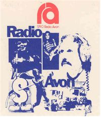 image of NZ Radio, 3XA Radio Avon QSL