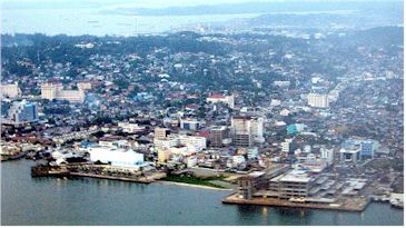 image of Balikpapan City, Kalimantan