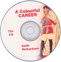 image of A Colourful Career CD jacket